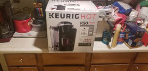 Keurig k50 Classic - $120 retail price for Sale in Columbus, OH