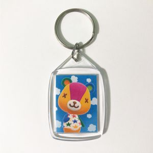 Animal Crossing Stitches Amiibo Keychain for Sale in Independence, OH
