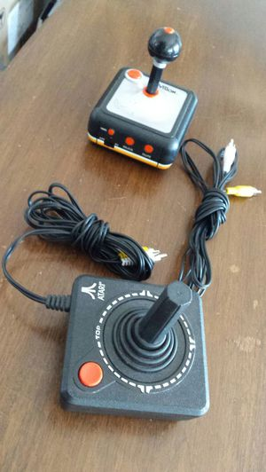 Atari and Activision controllers and games all built in for Sale in Scottsdale, AZ