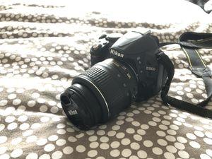 Nikon D3100 DSLR camera combo set for Sale in Los Alamitos, CA
