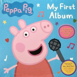 [Split Color] PEPPA PIG *Still-Sealed* My First Album (2020) 12in vinyl LP for Sale in Los Angeles,  CA