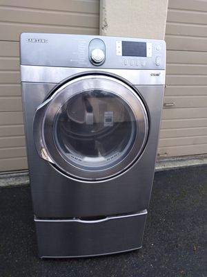 Dryer samsung for Sale in Seattle, WA