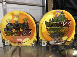 Dragon ball z original minis for Sale in Bedford Park, IL
