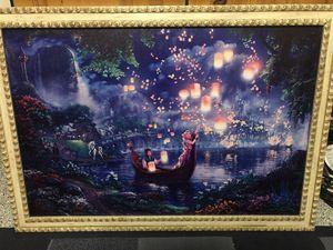 Framed Tangled print for Sale in Aliso Viejo, CA