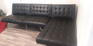 Sofa bed and chaise set for Sale for sale  Elizabeth, NJ