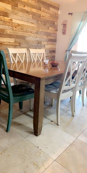 rustic/farmhouse style table for Sale in Edgewater, FL