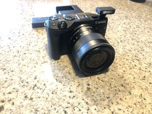 Canon M3 with lens battery and charger for Sale in Dayton, OH