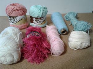 ASSORTMENT OF YARN for Sale in Manteca, CA