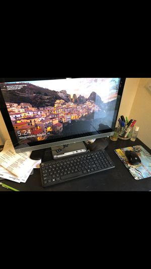 "HP Pavilion All-in-one 2TB 23.8"" (2017) for Sale in Charlottesville, VA"