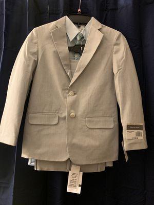 Van Husen Boys 4 piece suit set size 10 for Sale in Gaithersburg, MD