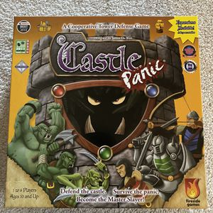 Castle Panic Board Game for Sale in San Diego, CA