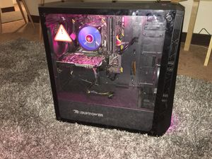 IBuyPower Pre-BuiltGaming PC for Sale in Iowa City, IA