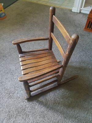 Antique Children's Rocking Chair for Sale in Damascus, MD