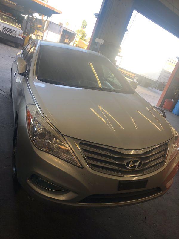 2013 Hyundai Azera Part Out