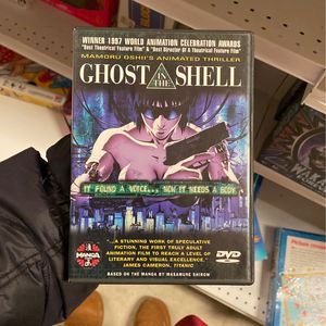 Ghost In The Shell DVD for Sale in Lilburn, GA