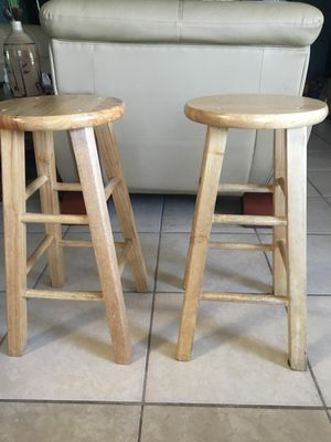 Wooden Stools for Sale in Oakland, CA