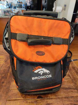 Broncos Rolling Cooler Bag for Sale in La Puente, CA