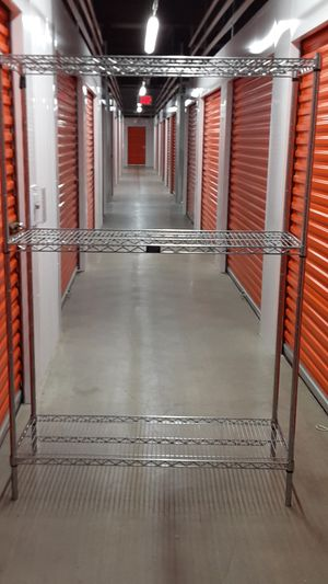Metal Shelving Rack for Sale in San Jose, CA