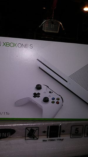 Xbox one s for Sale in Garden Grove, CA