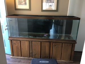 125 gallon tank for Sale in Irving, TX