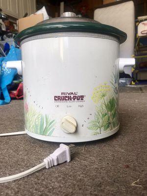 Crock pot for Sale in San Jose, CA