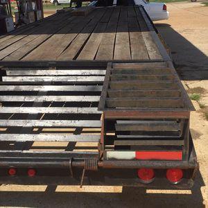 32 ft gooseneck trailer for Sale in Shreveport, LA