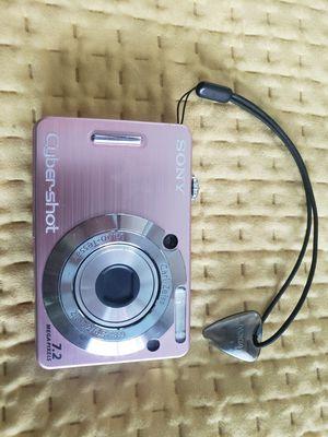 Sony Cyber-shot camera for Sale in Longmont, CO
