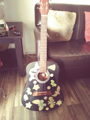 An acoustic guitar (first act) for Sale in Vista, CA