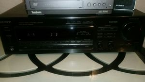 Sony stereo receiver with remote for Sale in Pittsburgh, PA
