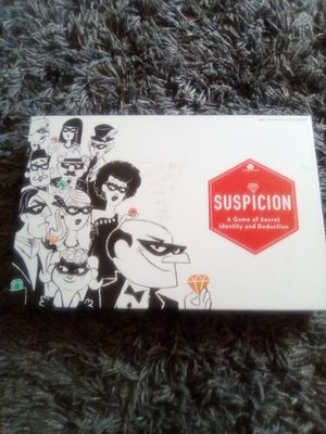 Suspicion, board game for Sale in Tarentum, PA