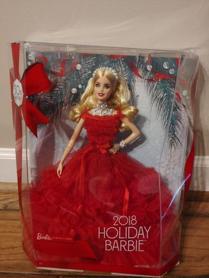 2018 Holiday Barbie for Sale in Greenville, SC