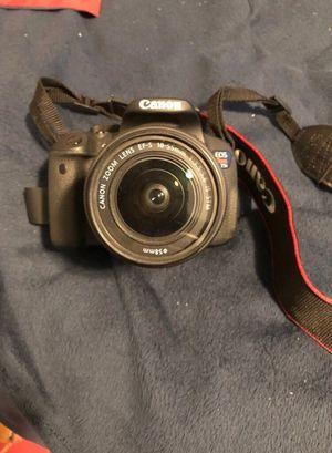 Canon EOS rebel t5i for Sale in Boston, MA