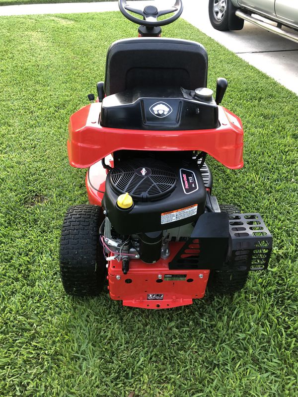 28 Snapper Riding Lawn Mower 11 5 Hp Good Condition