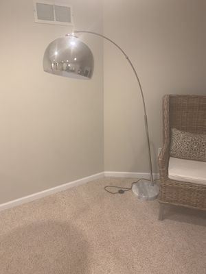 Versanora 67 inch Arch lamp for Sale in Chesterfield, MO