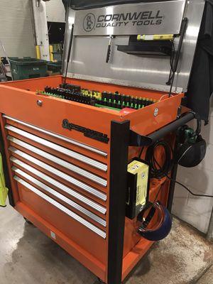 Cornwell custom tool cart for Sale in Winfield, IL