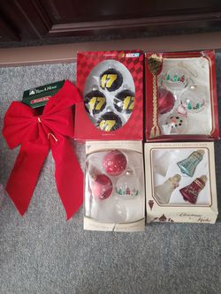 Christmas decorations for Sale in Brockton,  MA