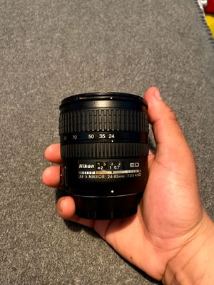 Nikkor 24-85mm 3.5-4.5 (See Description) for Sale in Chula Vista, CA