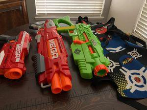 Nerf guns for Sale in Antelope, CA