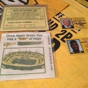 #66 Ray Nitschke Lot for Sale in Oshkosh, WI