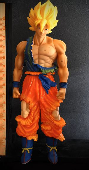 Dragon ball collectible figure statue for Sale in Arlington, TX