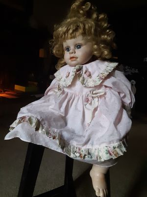 Blonde antique baby doll for Sale in Virginia Beach, VA