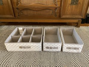 IKEA STORSTABBE Drawer organizer / closet organizer / shirt clothes sorter holder for Sale in La Mesa, CA