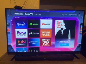 50 In Hisense Roku Tv for Sale in Miami, FL