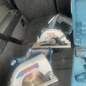 Bosch Tools for Sale in Streamwood, IL