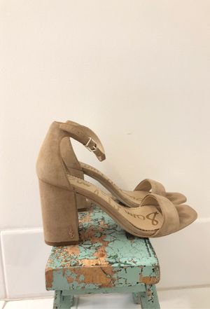 Sam Edelman block heel sandal. for Sale in Miami, FL