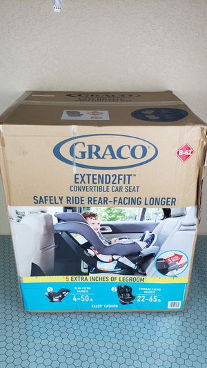 Graco Extend2Fit Convertible Car Seat for Sale in Sunrise, FL