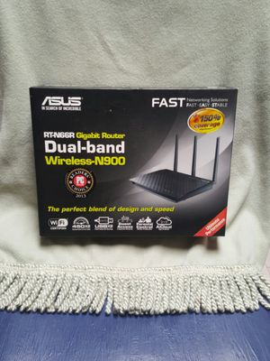 Asus RTN66R wireless router for Sale in Fountain Hills, AZ