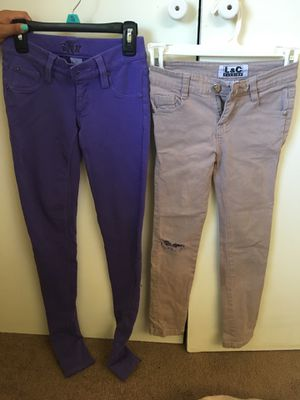 Size 6, girls clothing $1-$4 each piece for Sale in Orange, CA