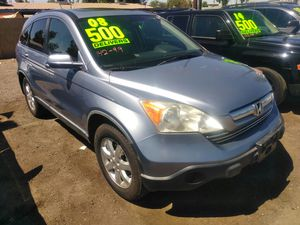 2008 honda crv WELCOME ONLY 500 DOWN DRIVES TODAY aqui si se puede VISITENOS for Sale in Glendale, AZ