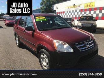 2005 Honda Cr-V for Sale in Fife,  WA